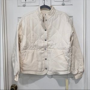 BLANKNYC Quilted Jacket Sz S
